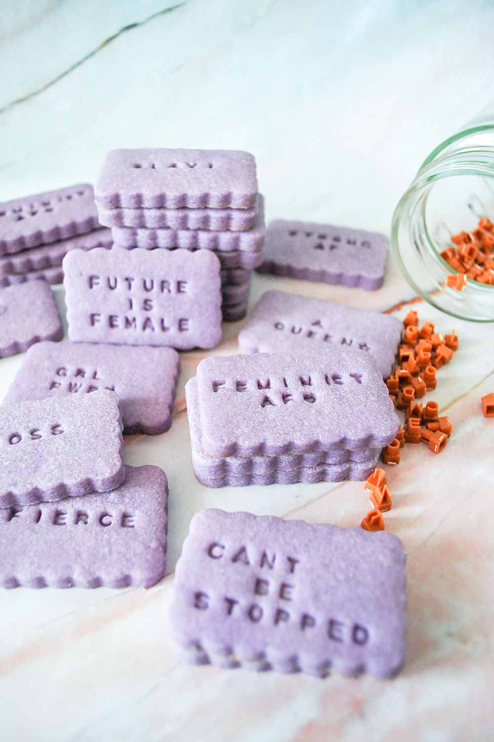 kitchen-whiskers-international-inspirational-womens-day-shortbread-cookies